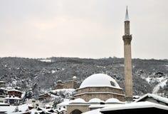 Sinan Pasha Mosque, Prizren, Kosovo fotografia de stock royalty free