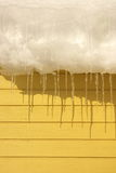 Sincelos e luz solar morna Fotografia de Stock Royalty Free