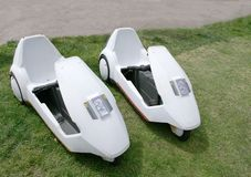 Sinclair C5 Stock Photo
