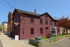 Sinclair Inn Museum, Annapolis Royal, NS, Canada Stock Photography