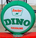 Sinclair Oil Corporation pump sign Stock Photos