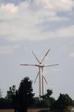 Sincron wind turbine Stock Photo