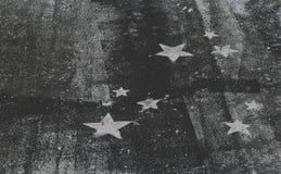 Sind sehr naher nächtlicher Himmel mit starsÑ ' stockbilder