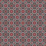 Sindhi Ajrak Pattern Backgound vector vector illustration
