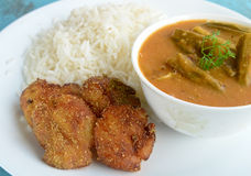 Sindhi Curry stock images