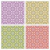 Sindhi Geometric pattern Vector Stock Image