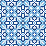 Sindhi Tiling Pattern Vector Stock Photo