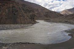 Sindhu river and landscape
