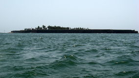 Sindhudurg fort Zdjęcia Stock