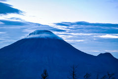 Free Sindoro Volcano In Central Java Stock Images - 96161684