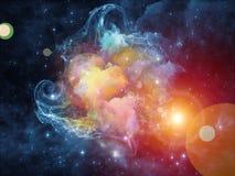 Sinergias de la nebulosa Imágenes de archivo libres de regalías