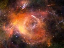 Sinergias del espacio Fotos de archivo