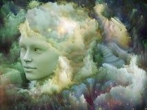 Sinergie del sogno Fotografia Stock Libera da Diritti