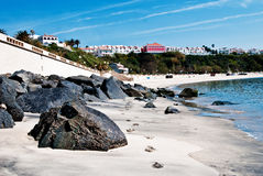 Sines beach Royalty Free Stock Images