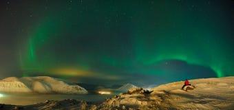 Sinfonía celestial Fotos de archivo libres de regalías