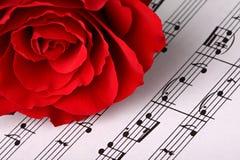 Sinfonía del amor 4 Foto de archivo libre de regalías