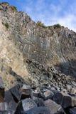 A sinfonia das pedras no desfiladeiro de Azat em Armênia Imagem de Stock