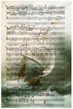 Sinfonia do oceano Imagem de Stock