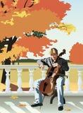 A sinfonia do outono Imagem de Stock Royalty Free