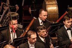 Sinfonieorchester Lizenzfreie Stockfotografie