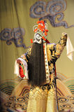 Sing-Beijing Opera: Farewell to my concubine Royalty Free Stock Photos