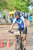 Sing Mountain Bike Thailand Open Race 2 Stock Photo