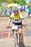Sing Mountain Bike Thailand Open Race 2 Stock Image