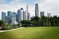 Singapor stock photography