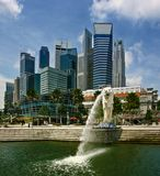 Singapore Immagine Stock