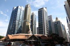 Singapore royalty-vrije stock afbeeldingen