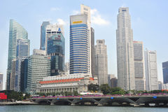 Singapore Imagem de Stock Royalty Free