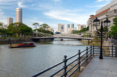 singapore Fotografia Royalty Free