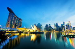 Singapore Royalty Free Stock Photo