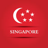 Singapore Arkivbild