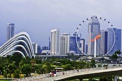 Singapore Royaltyfri Foto