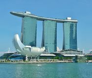 Singapore 003 Royaltyfri Foto