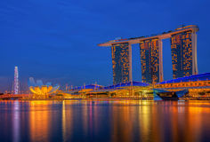 Singapore Royalty-vrije Stock Foto