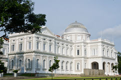 соотечественник singapore музея Стоковое Изображение