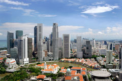 singapore Obraz Stock