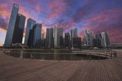 Singapore Immagine Stock