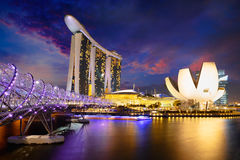 Singapore Royaltyfria Bilder