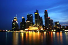 singapore Стоковая Фотография