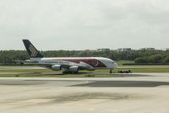 Singapore Airlines Immagine Stock