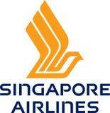 Singapore Airlines logosymbol vektor illustrationer
