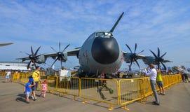 Singapore Airshow 2018 Arkivbilder