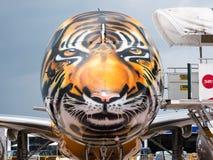 Singapore Airshow 2018 Royaltyfria Bilder