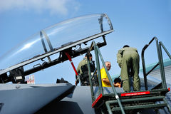 Singapore Airshow 2014 Immagine Stock