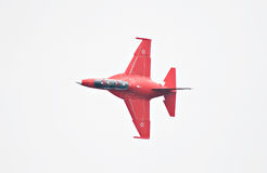 Singapore Airshow 2014 Royalty Free Stock Photo
