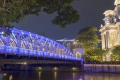 Singapore Anderson bridge Stock Image