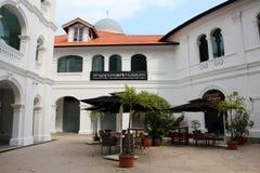 Singapore Art Museum SAM royaltyfri fotografi